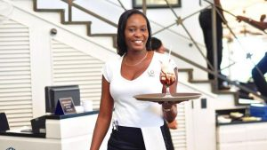 The best restaurants in Barbados the Lone Star Hotel Dessert