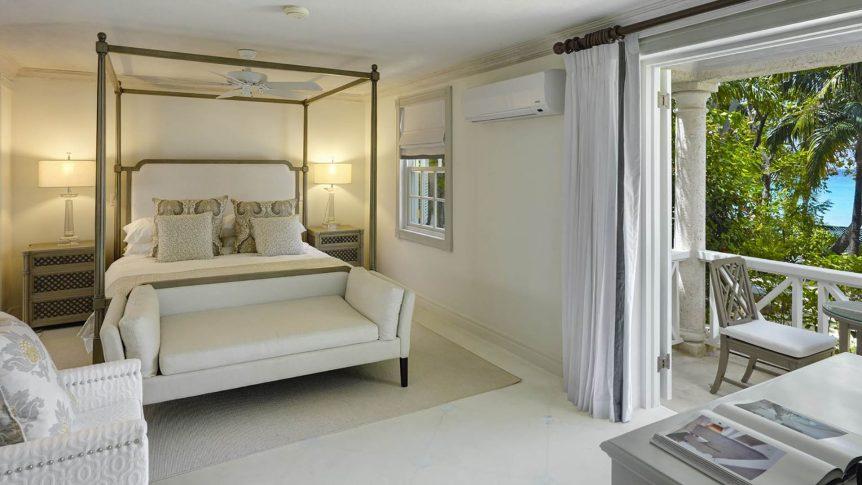 Lone Star Hotel Barbados Shelby deluxe garden room