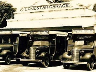 Luxury hotel in Barbados the Lone Star Hotel history