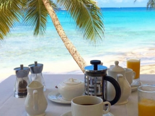 The best restaurants in Barbados the Lone Star Hotel Breakfast 5
