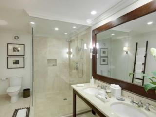 Lone Star Hotel Barbados Buick ocean front luxury bathroom