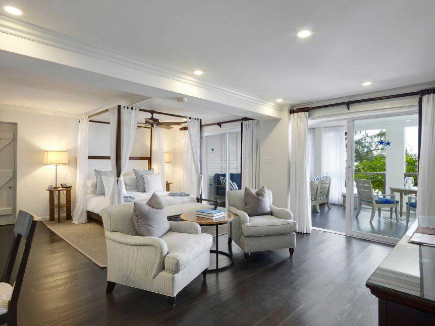 Lone Star Hotel Barbados Buick ocean front luxury suite