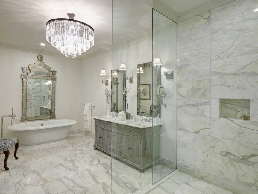Lone Star Hotel Barbados Cadillac Master Bathroom