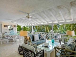 Lone Star Hotel Barbados Beach House villa terrace