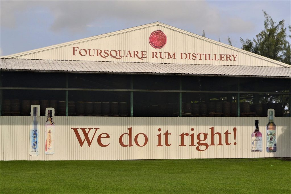 Best Rum Tours on Barbados - FourSquare Rum factory