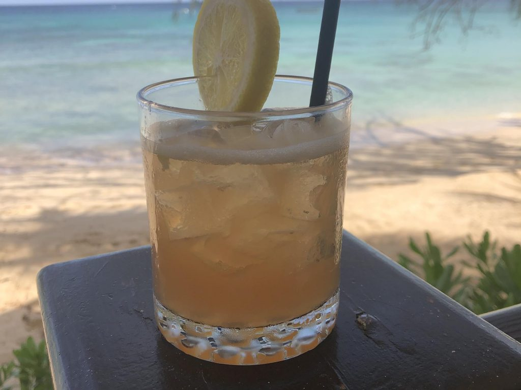 Lone Star Barbados - Star Bar Rum Sour 2
