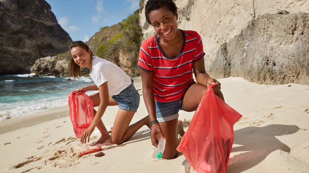 Eco-Friendly Travel Guide to Barbados Beach cleaning